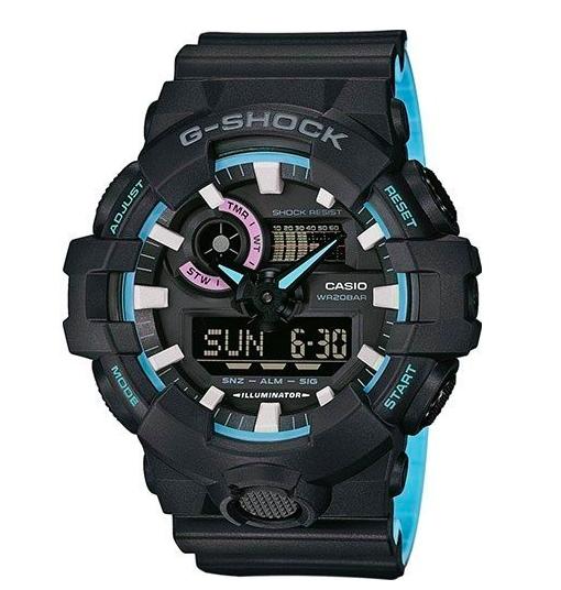 Casio GA-700PC-1AER G-SHOCK